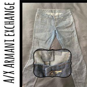 A/X Armani Exchange- Woman's Jeans 12